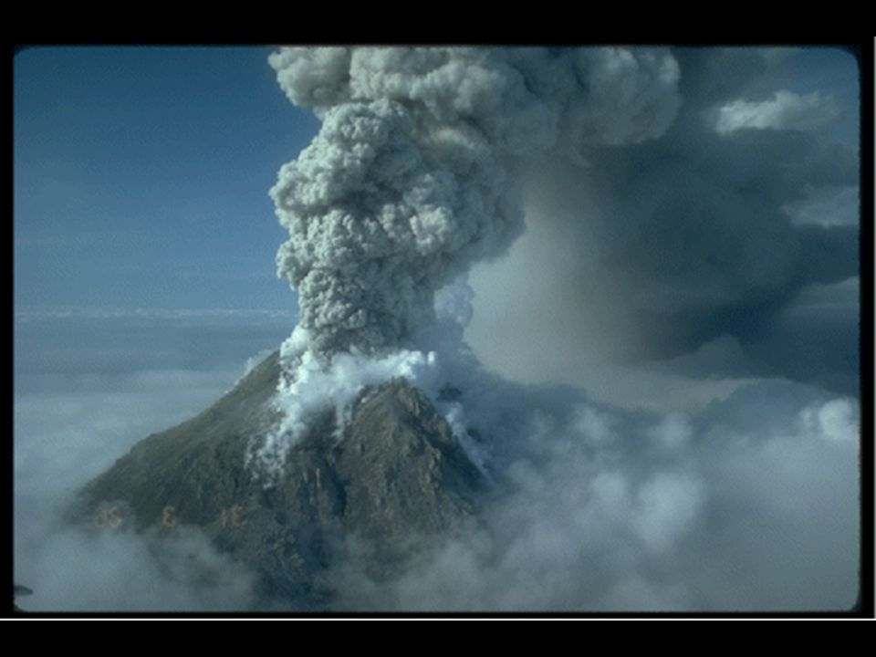 Where did the atmosphere come from? But most of the atmosphere came from volcanic outgassing. Volcanoes release over 100 billion kilograms of water va