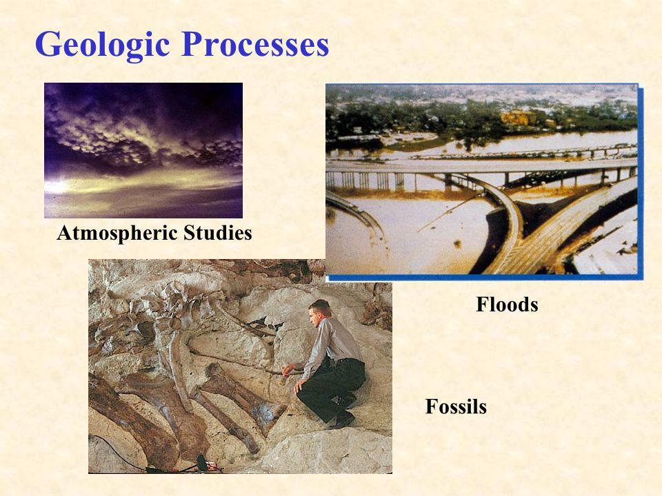 Geologic Processes Earthquakes
