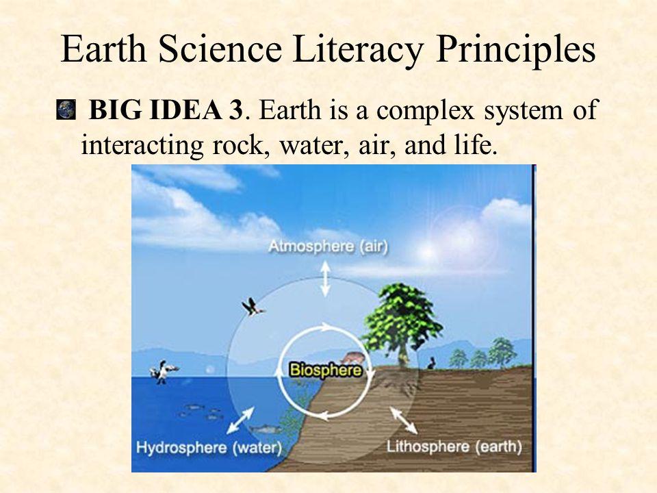BIG IDEA 2. Earth is 4.6 billion years old. Earth Science Literacy Principles