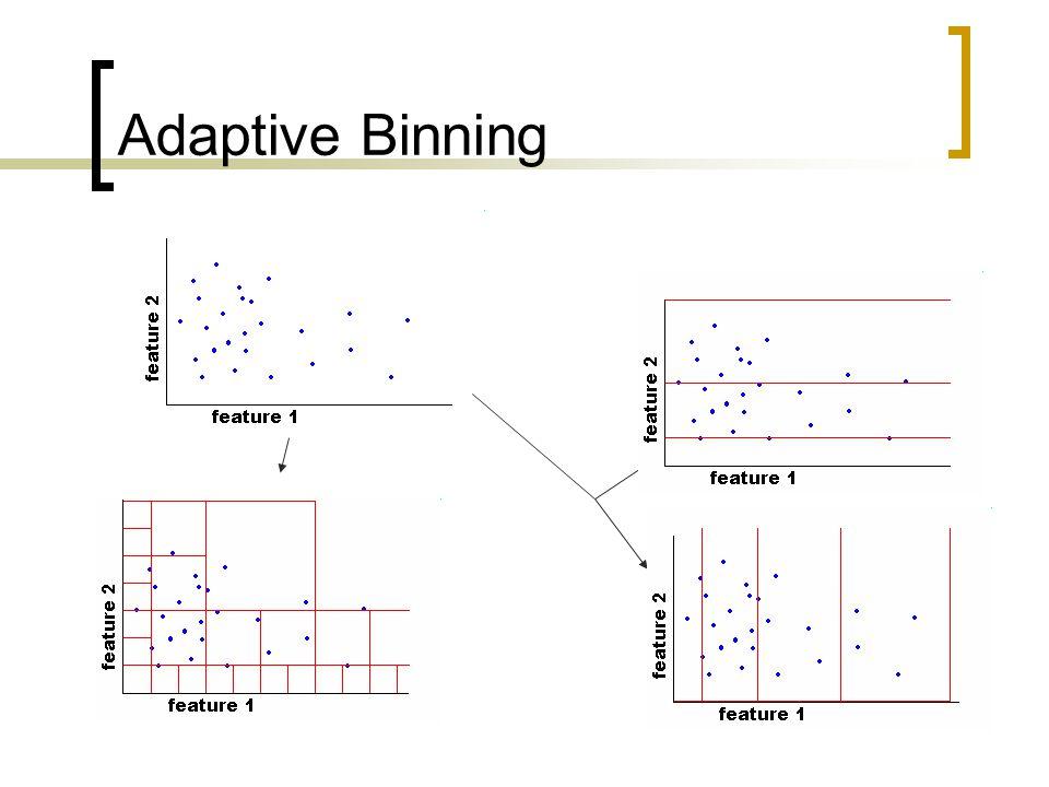 Adaptive Binning