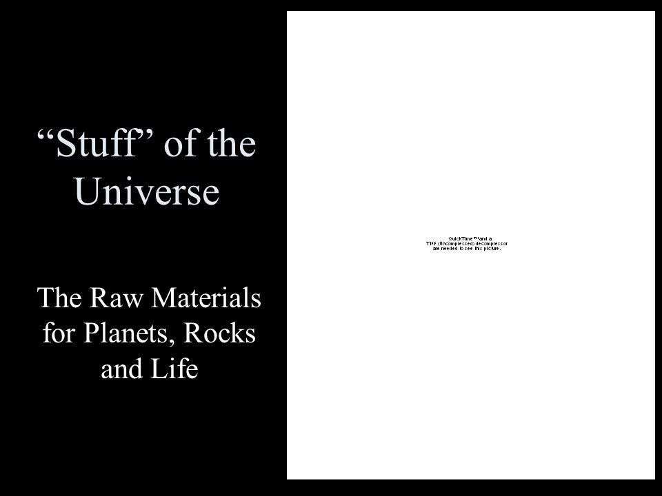 Rules of the Universe Conservation of Matter 1st Law of Thermodynamics (Conservation of Energy) 2nd Law of Thermodynamics (Degradation of Energy) You can't thrown anything away You can't get something for nothing In fact, you can't even break even