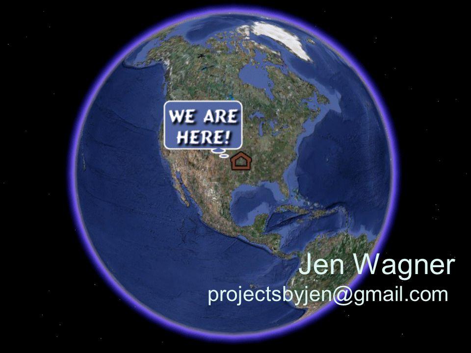 Jen Wagner projectsbyjen@gmail.com