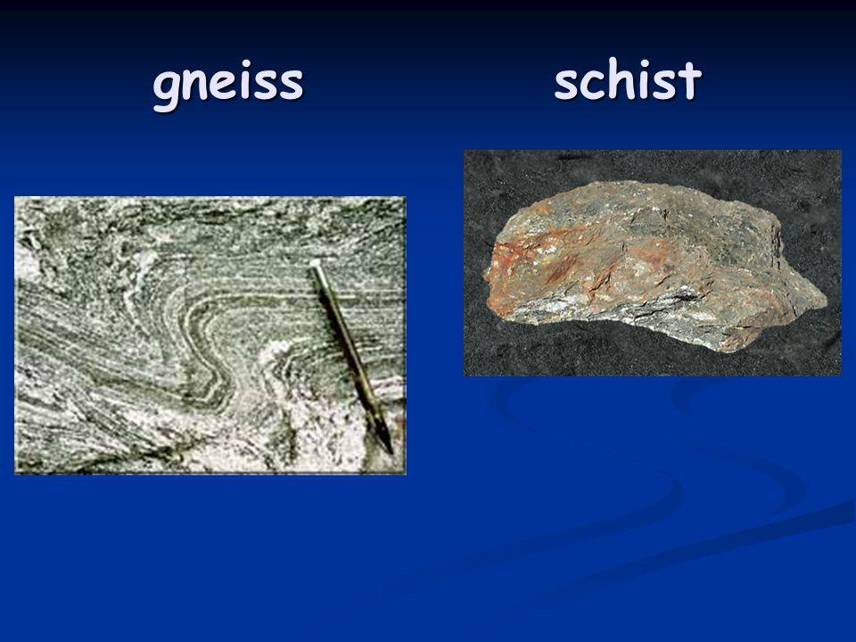 gneiss schist