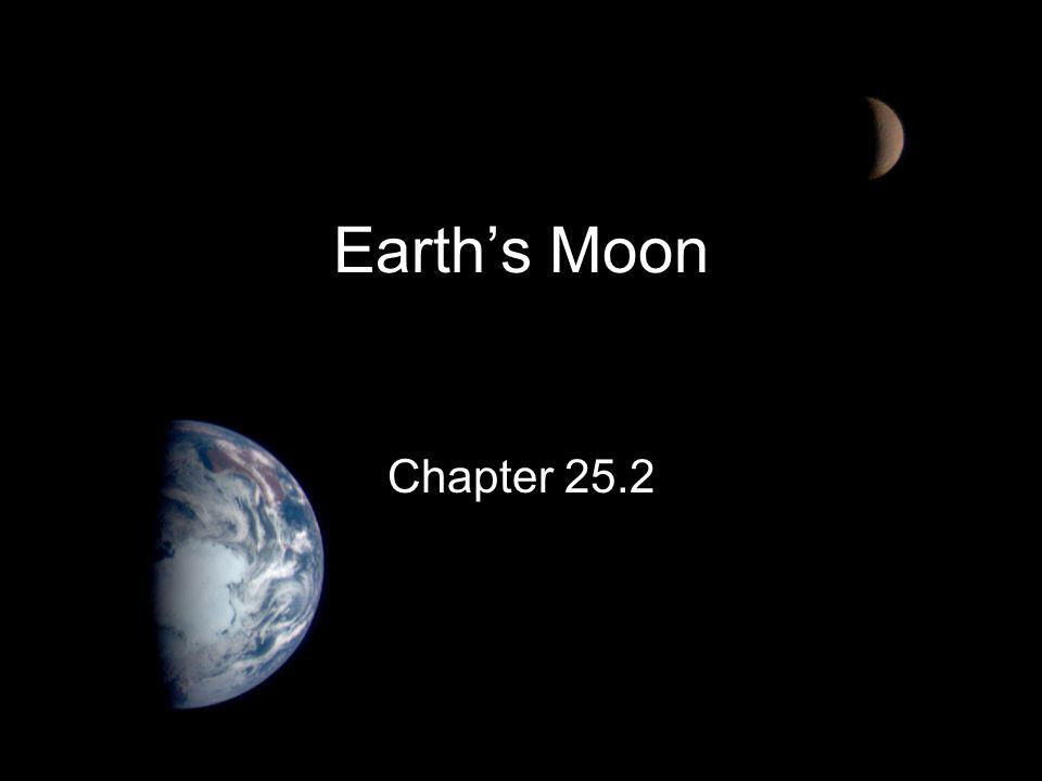 Earth's Moon Chapter 25.2