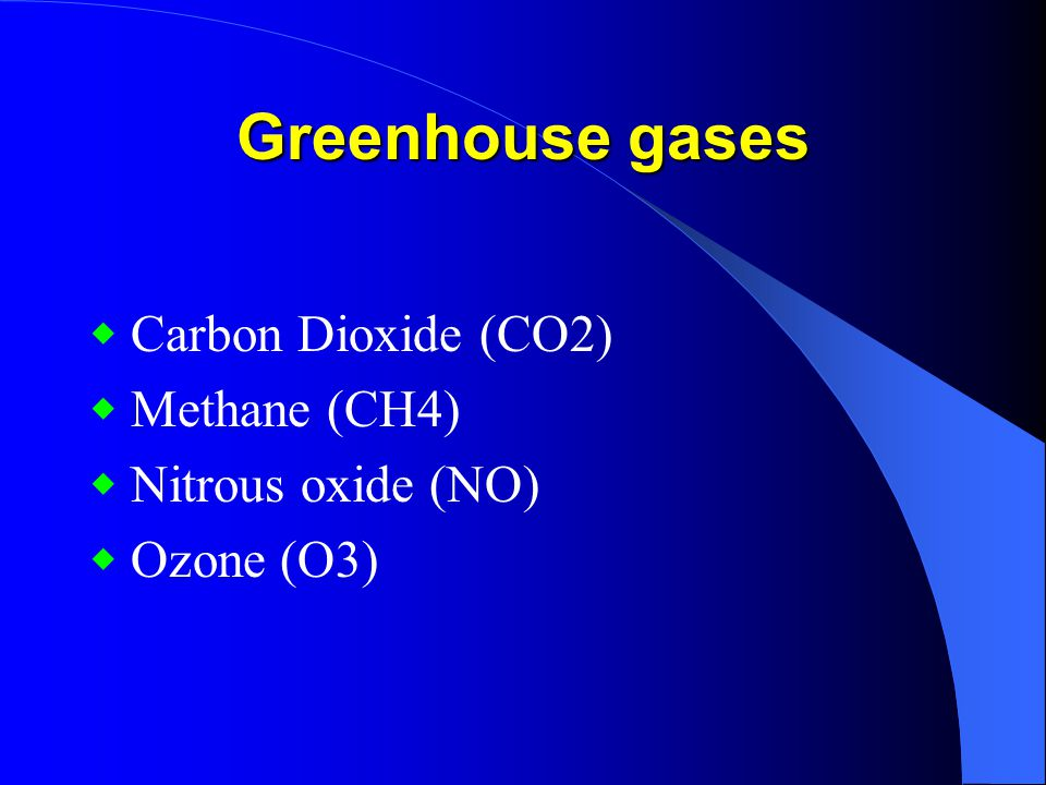Global warming and the greenhouse effect ◆ The temperature of our planet is warming.