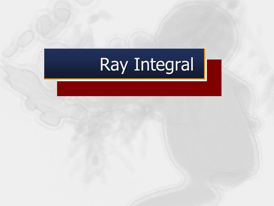 Ray Integral
