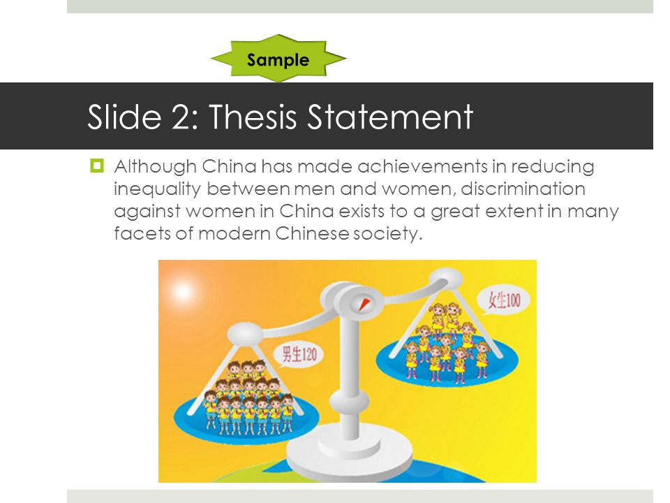 Sample slide layout  Slide 1-Research Question and student names  Slide 2-thesis statement  Slide 3-Quote from 1 st source with student explanations of relevancy of source  Slide 4 Paraphrase from 2 nd source with student explanations of relevancy of source  Slide 5-paraphrase from video source with student explanations of relevancy of source  Slide 6-quotation from 4 th source with student explanations of relevancy of source  Slide 7-works cited page that cites all 4 sources  Slide 8-pictures of students working on project