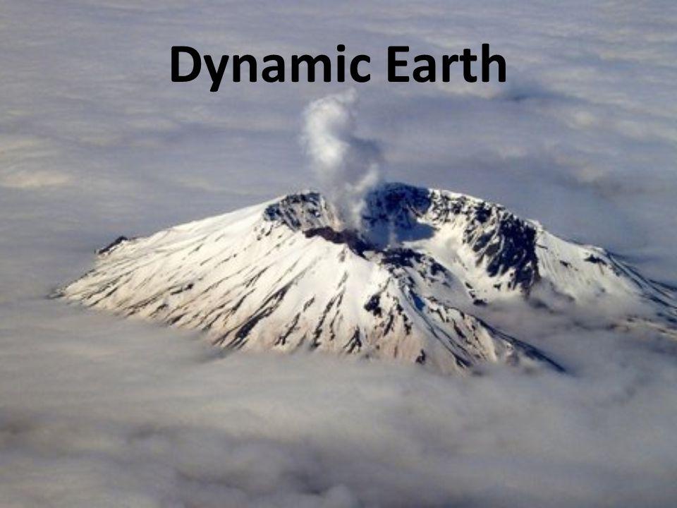 Volcano Formation