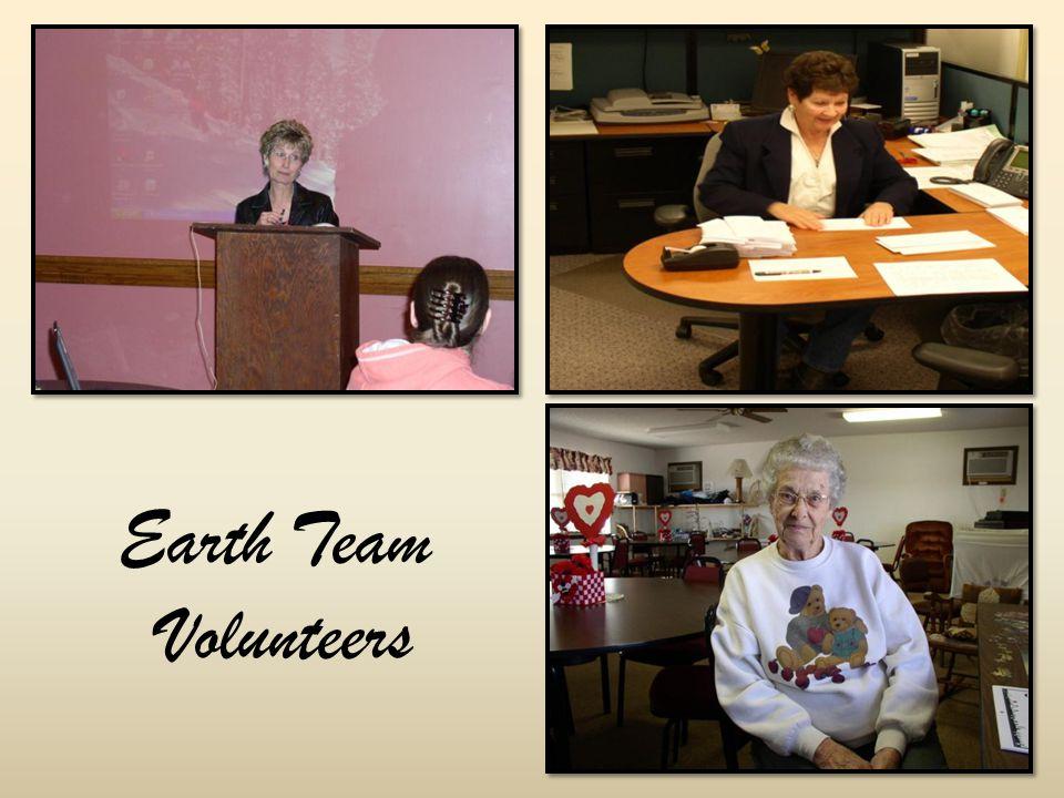 Earth Team Volunteers