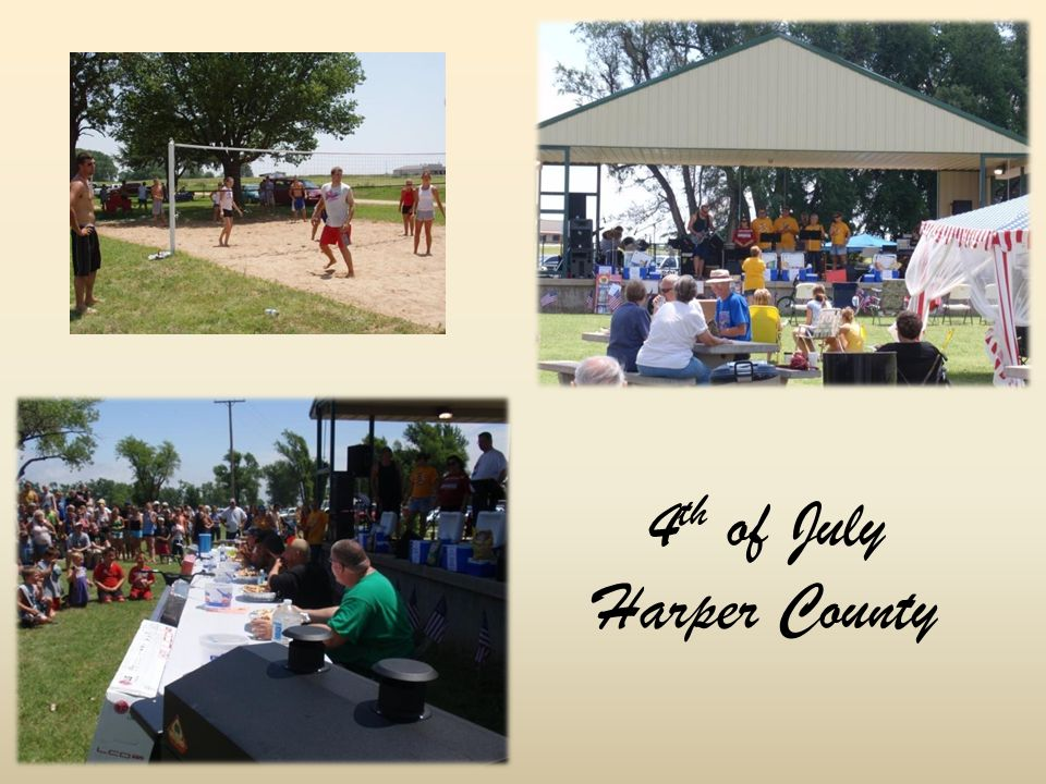4 th of July Harper County