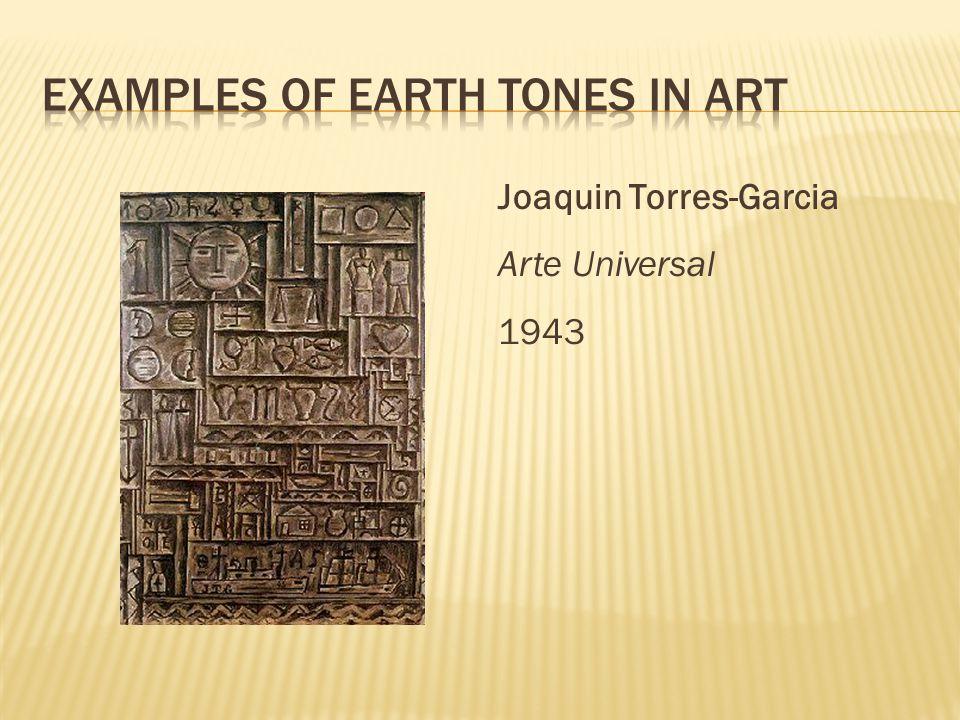 Joaquin Torres-Garcia Arte Universal 1943
