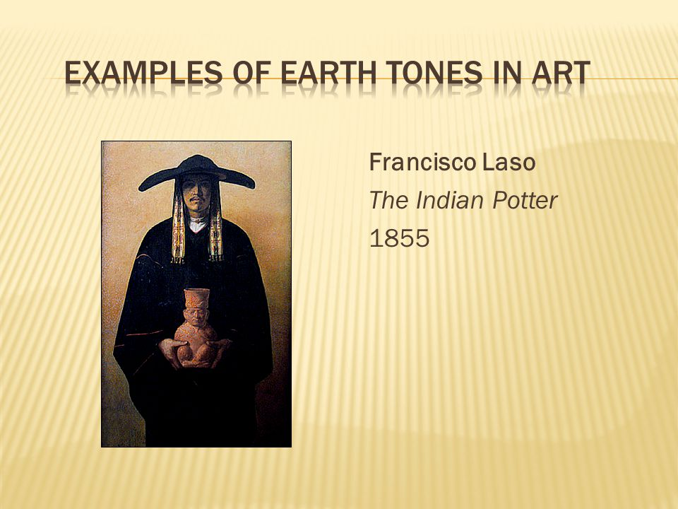 Francisco Laso The Indian Potter 1855