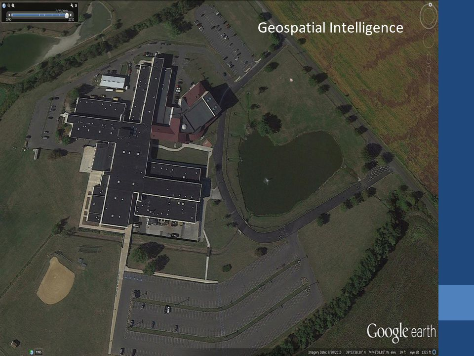 Geospatial Intelligence