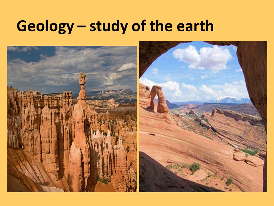 III.Applied Geology A.Economic geology – locate & manage earth's natural resources – ex.