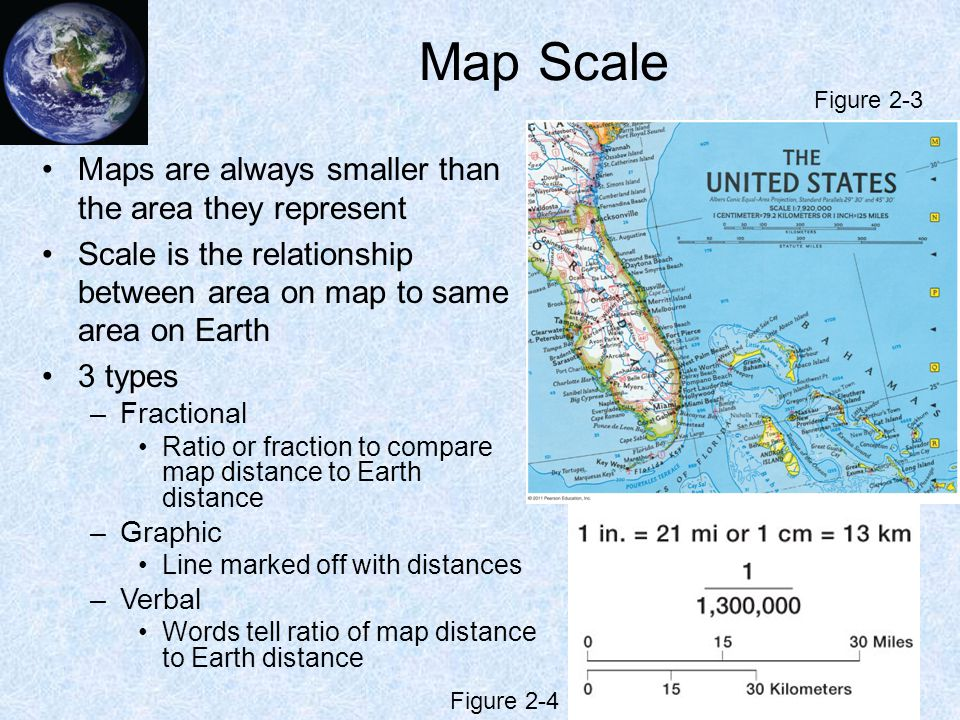 Isolines Definition –Lines that join points of equal value Many types –Isobar: line of constant pressure –Isotherm: line of constant temperature –Isohyet: line of constant precipitation Figure 2-16