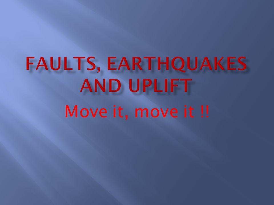 Move it, move it !!