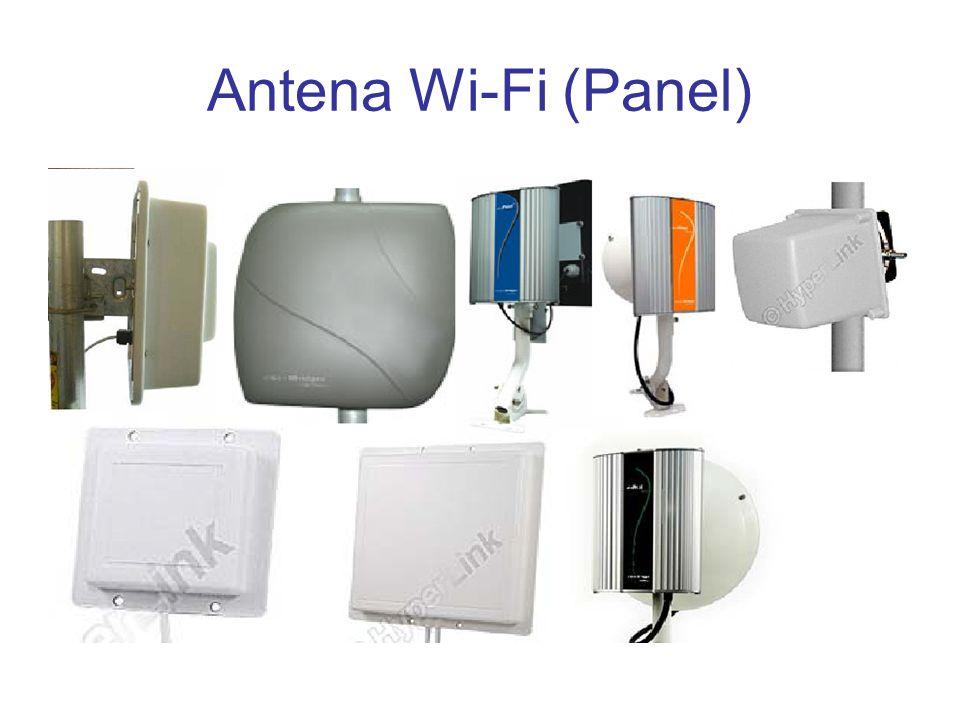 Antena Wi-Fi (Panel)