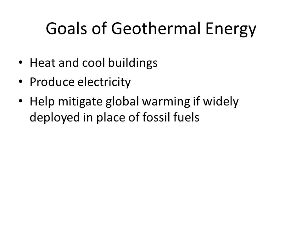 Disadvantages Hard to find a suitable location due to the large area that the geothermal piping consumes It is possible for an extraction site to suddenly stop producing steam Harmful gases can escape from deep within the earth The initial cost and design is costly