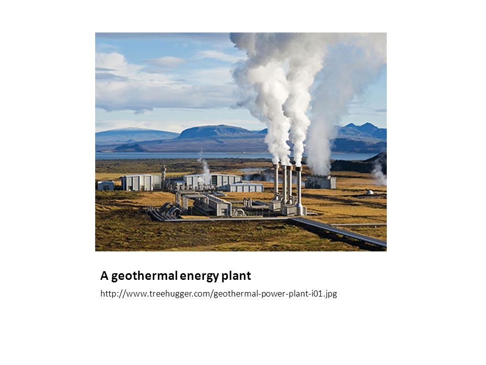 Geothermal power plants Use hydrothermal resources that have two common ingredients: water and heat.