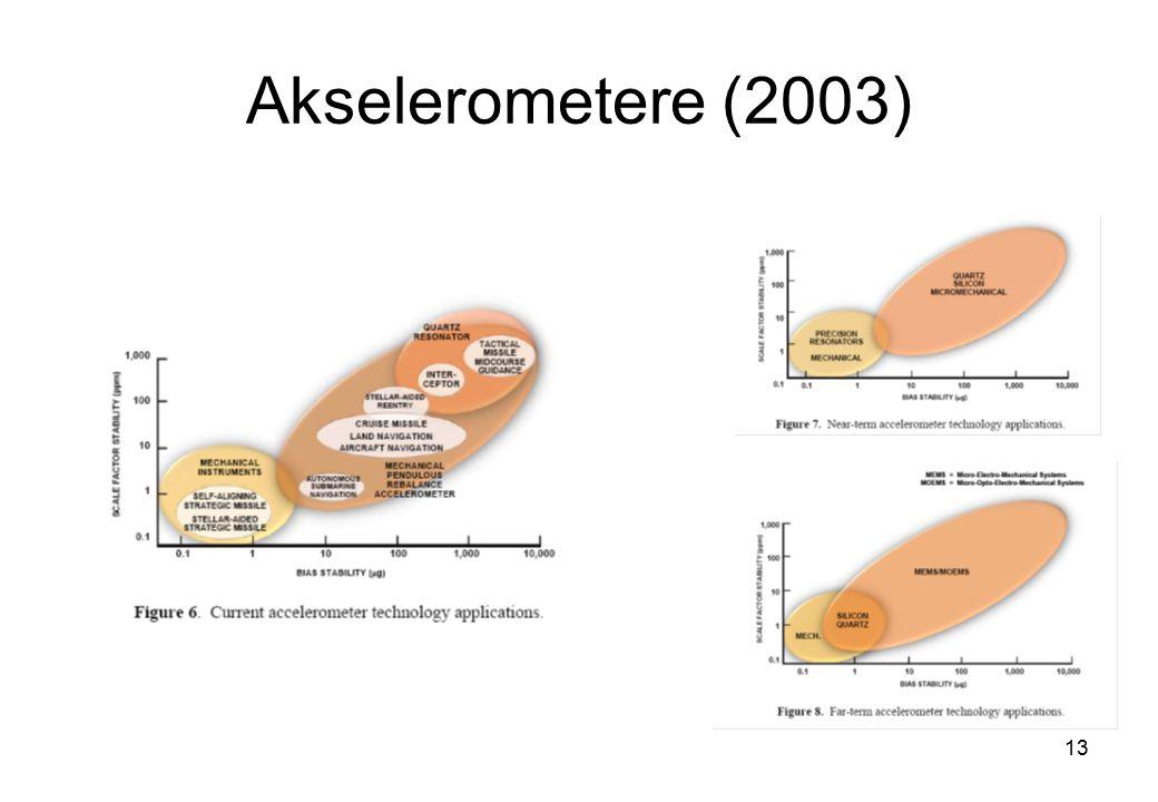 13 Akselerometere (2003)