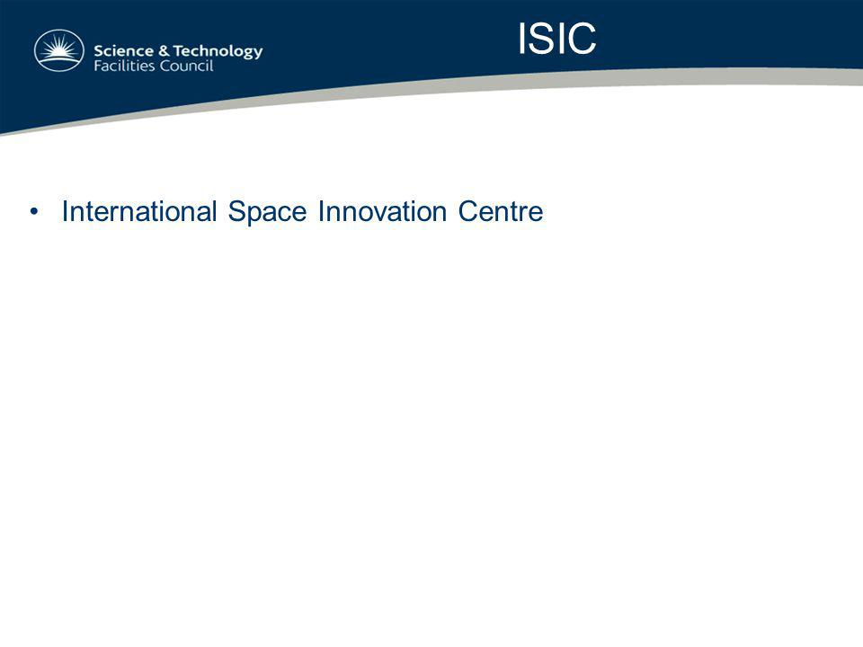 ISIC International Space Innovation Centre