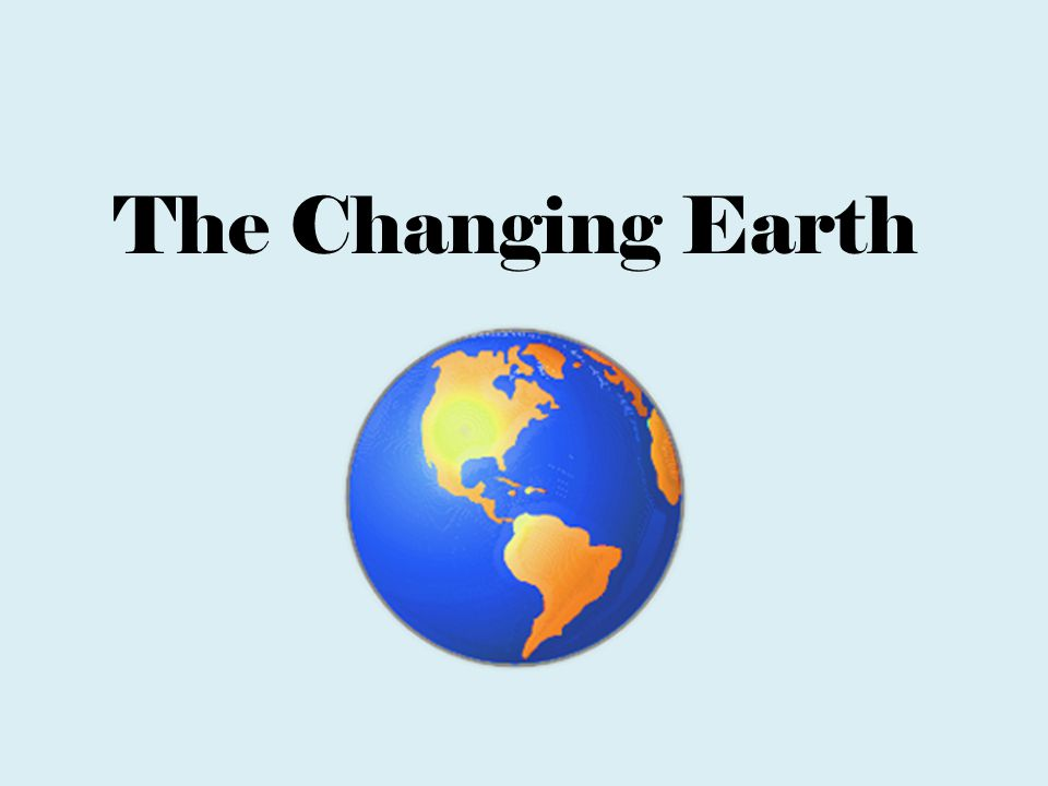 Understanding Earth Over geologic history, many animals and plants have lived and become extinct.