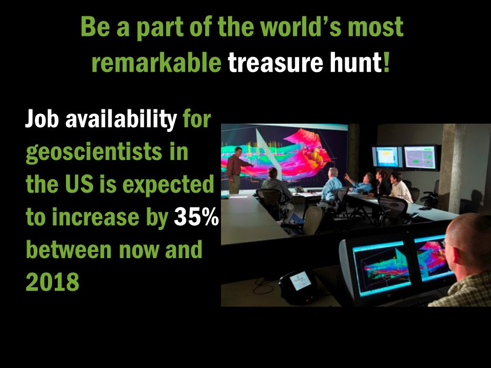 Be a part of the world's most remarkable treasure hunt.