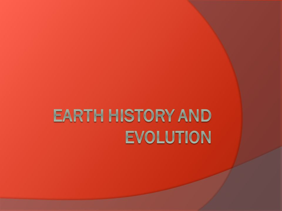 The Big Bang Theory  Many scientists believe that the Earth was formed at the same time as many other planets About 4.6 billion years ago  After a massive explosion, rock, dust, and ice began being pulled together by gravity forming the Earth