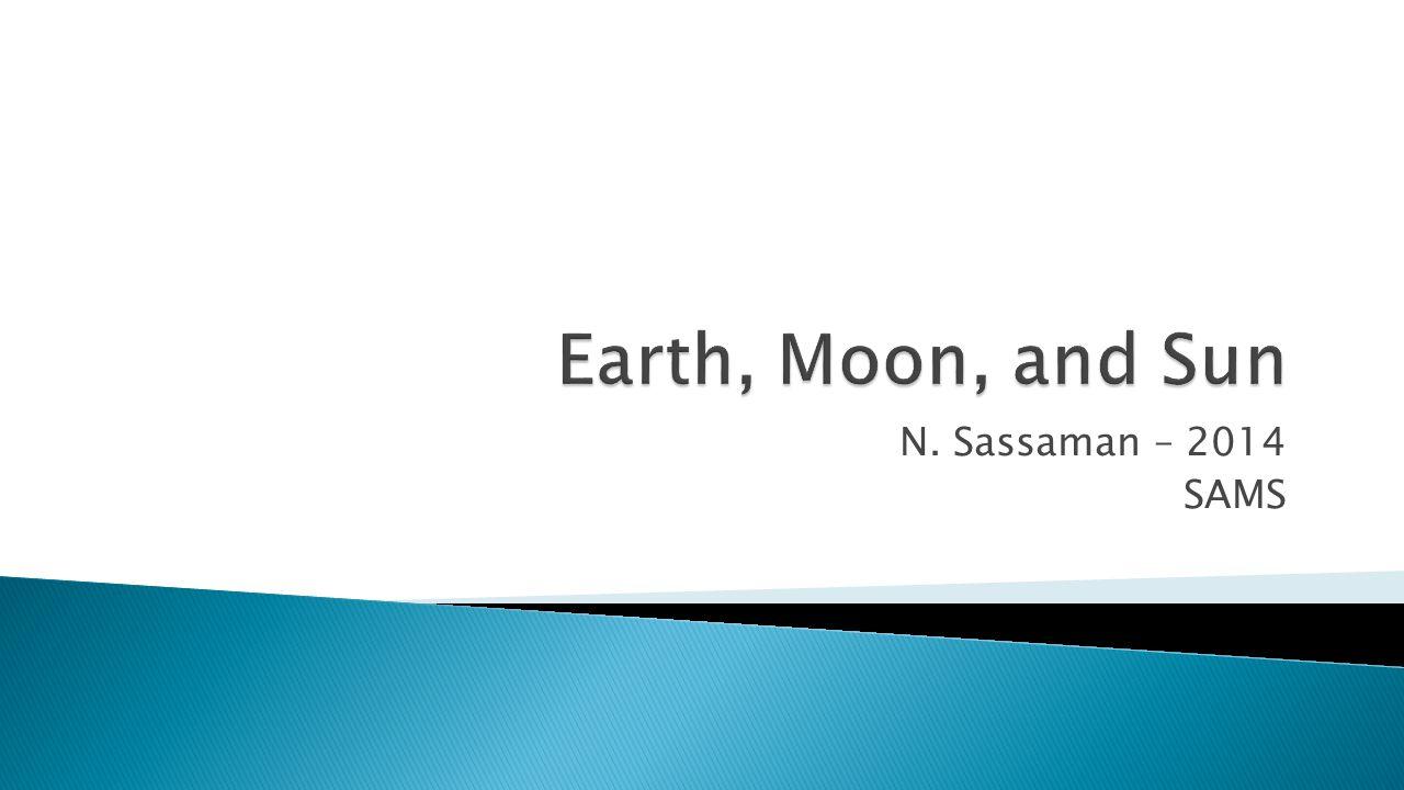 N. Sassaman – 2014 SAMS