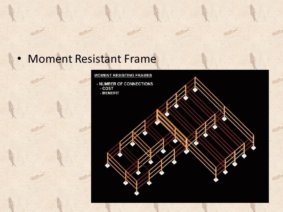 Moment Resistant Frame
