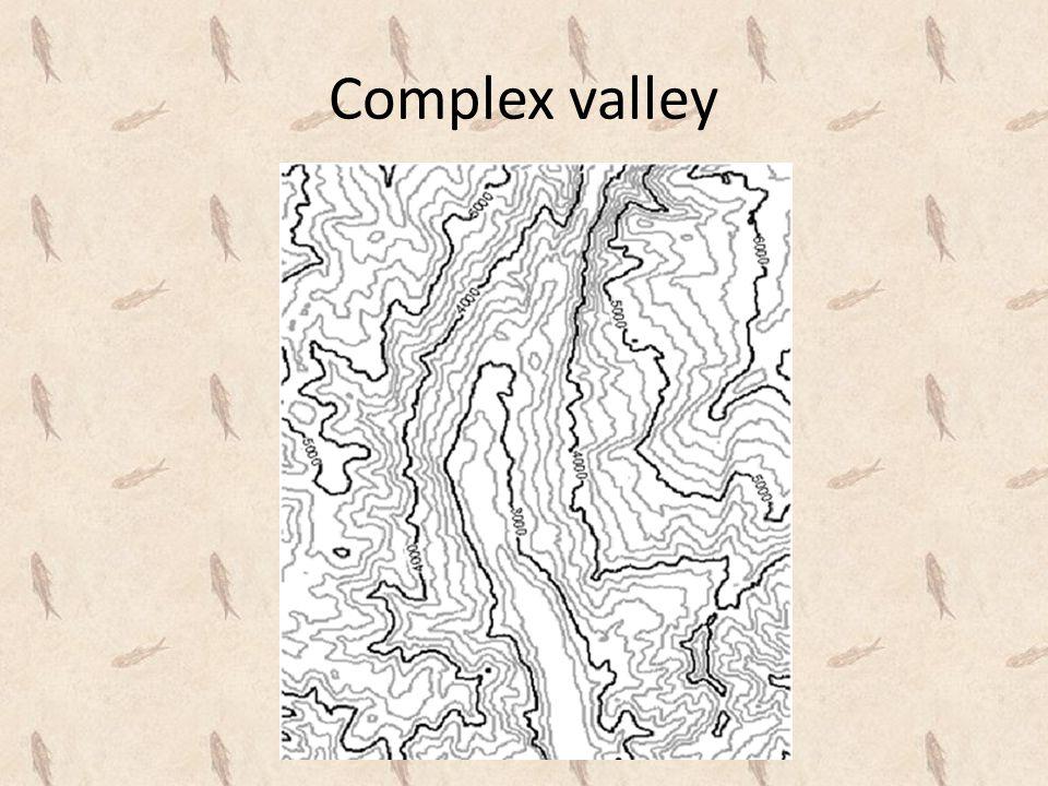 Complex valley
