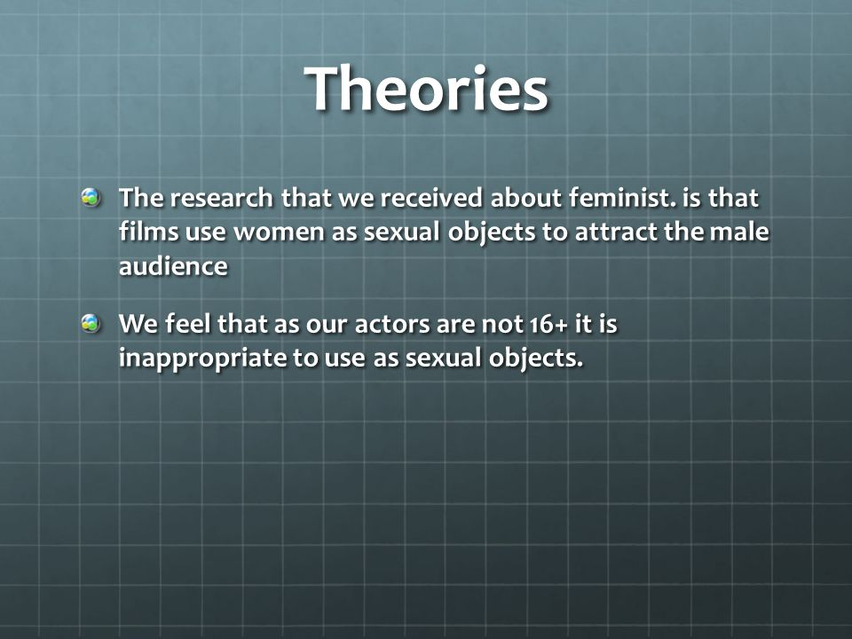 Theories The research that we received about feminist.
