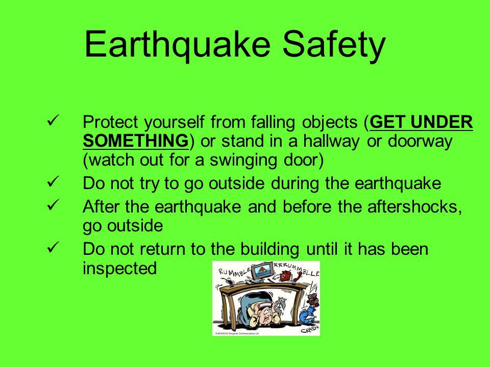 Landslides Landslides Earthquake Dangers