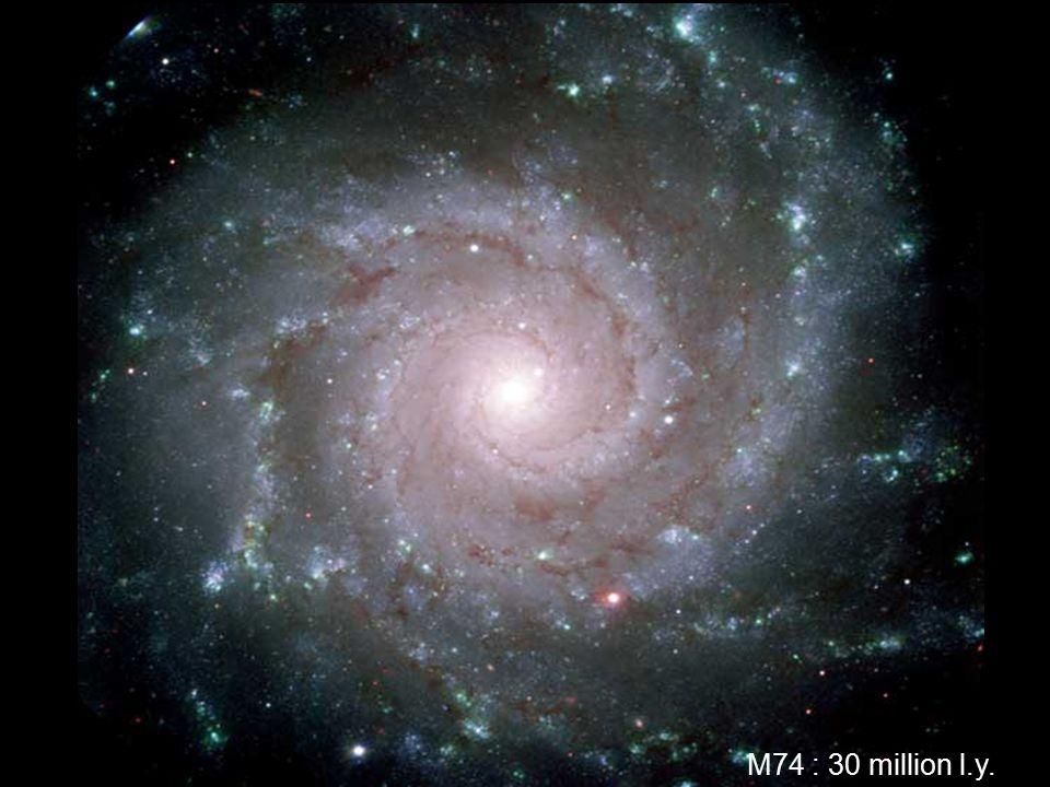 M74 : 30 million l.y.