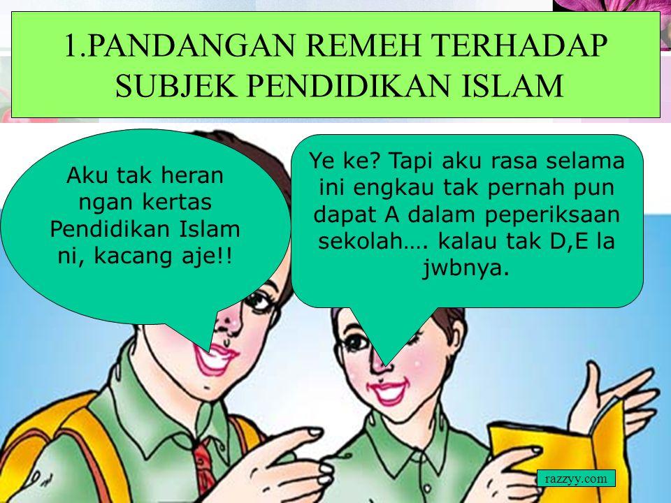 MASALAH PEMBELAJARAN PENDIDIKAN ISLAM ALHAMDULILLAH! TULISAN MURID NI KEMAS DAN MUDAH DI BACA MACAM MANA NAK SKOR SUBJEK PENDIDIKAN ISLAM? razzyy.com
