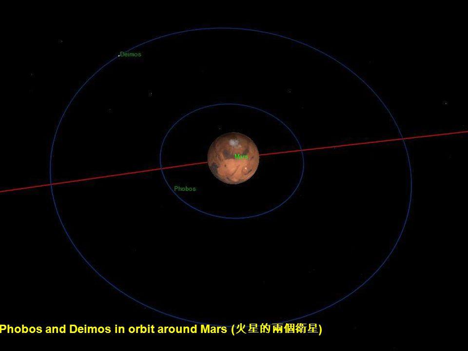 Mars ( 火星 )