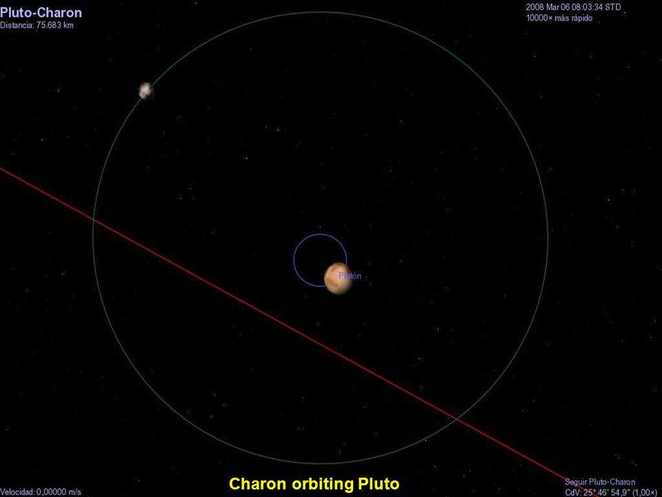 Pluto ( 冥王星 )