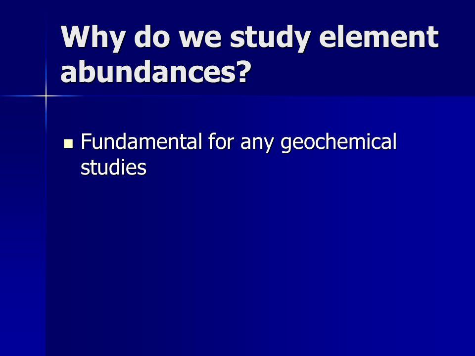 Estimates of Silicate Earth -Trace elements
