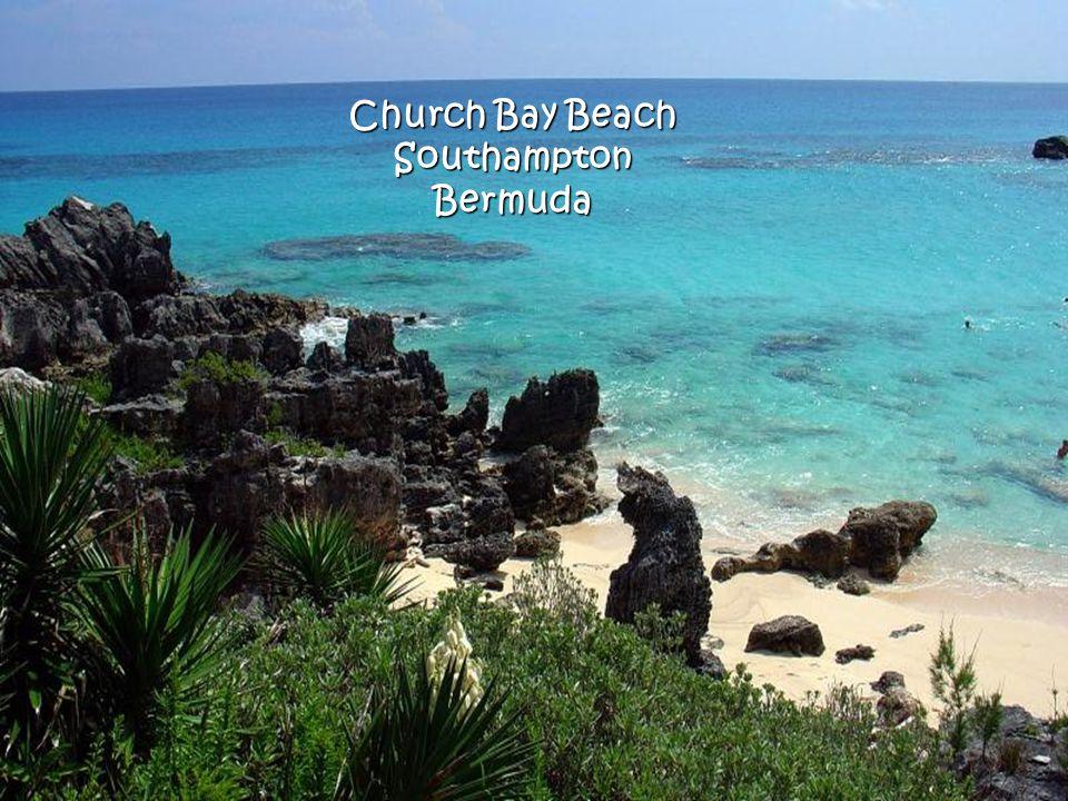 Church Bay Beach SouthamptonBermuda