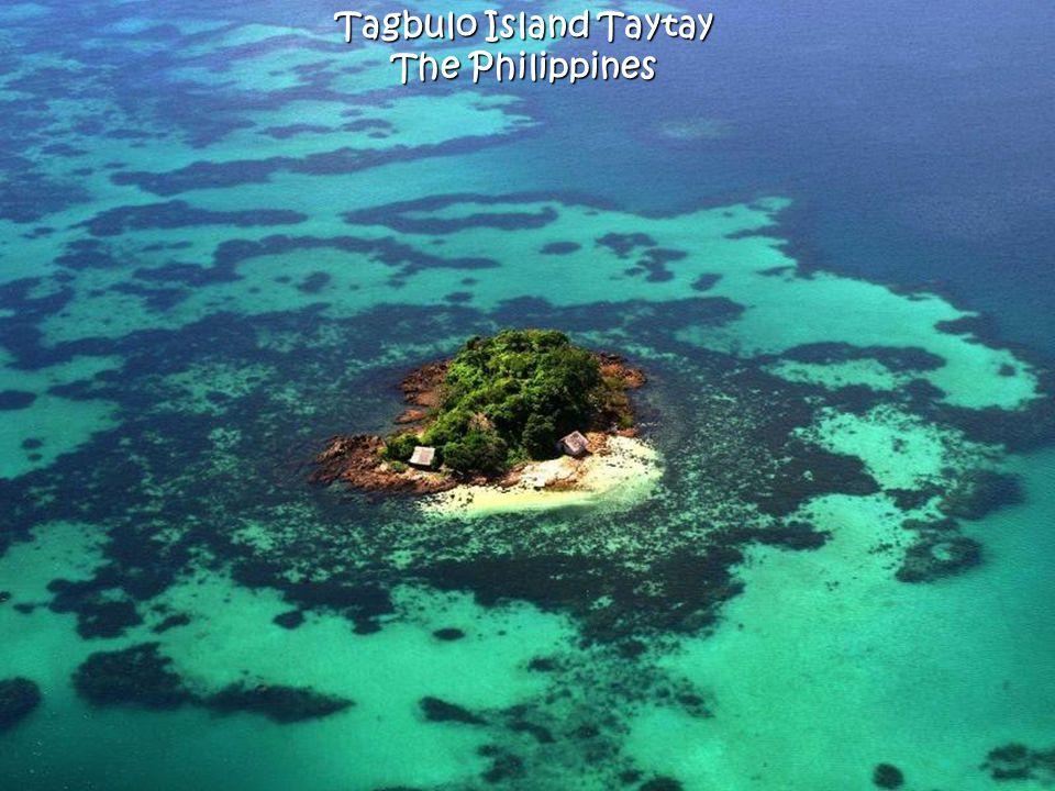 Tagbulo Island Taytay The Philippines