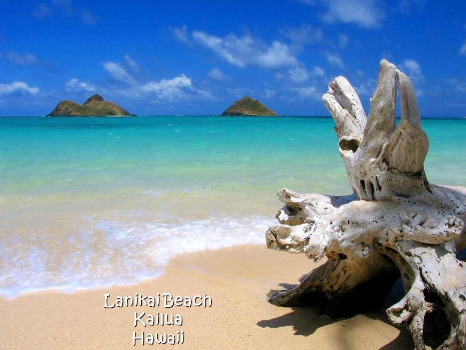 Lanikai Beach KailuaHawaii