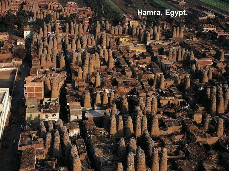 Hamra, Egypt.