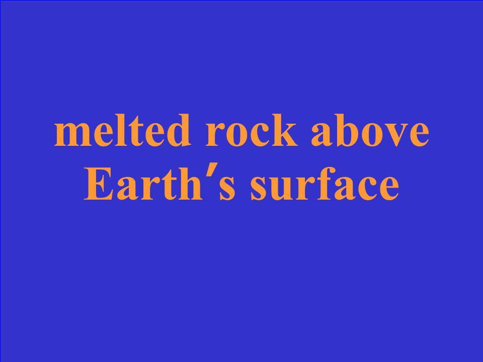 What is metamorphic rock