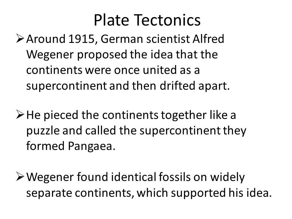 Plate Boundaries  Subduction of ocean crust generates volcanoes.