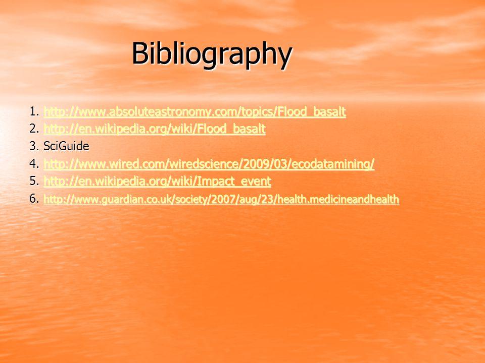 Bibliography Bibliography 1.