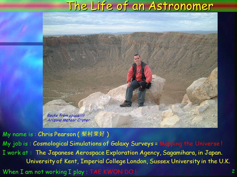 1 A Census of the Universe Chris Pearson : Japan Aerospace Exploration Agency (JAXA) cpp@ir.isas.jaxa.jp http ://www.ir.isas.jaxa.jp/~cpp/