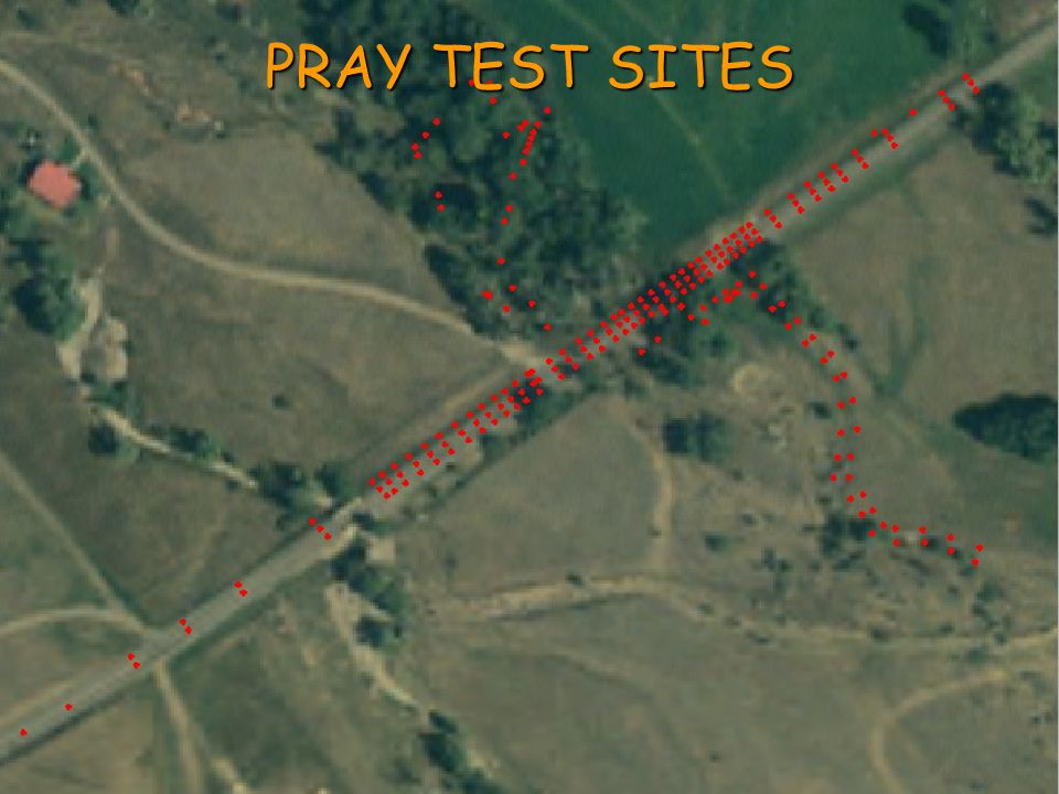 PRAY TEST SITES