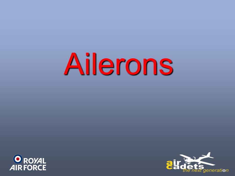 Ailerons Ailerons