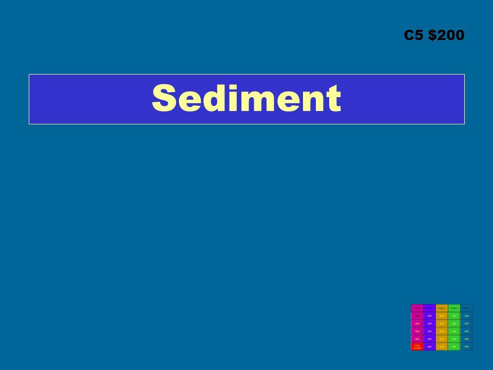 C5 $200 Sediment