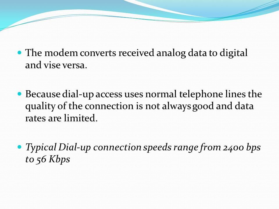 2.ISDN Integrated services digital network (ISDN) is an international communications standard for sendingISDN voice video and data over digital telephone lines or normal telephone wires.